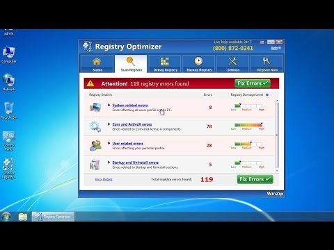 how to manually delete registry files
