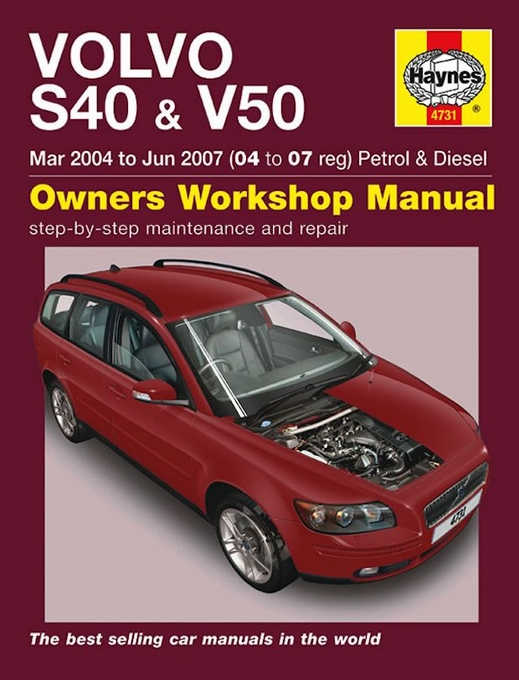 2005 volvo s40 owners manual