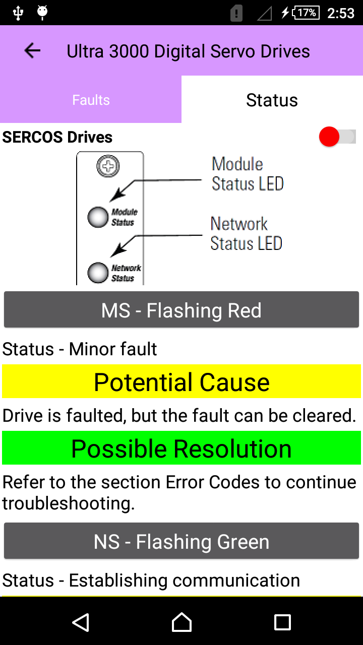 powerflex 753 manual fault codes