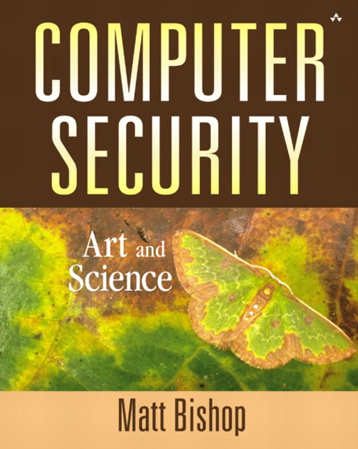 introduction to computer security matt bishop solution manual