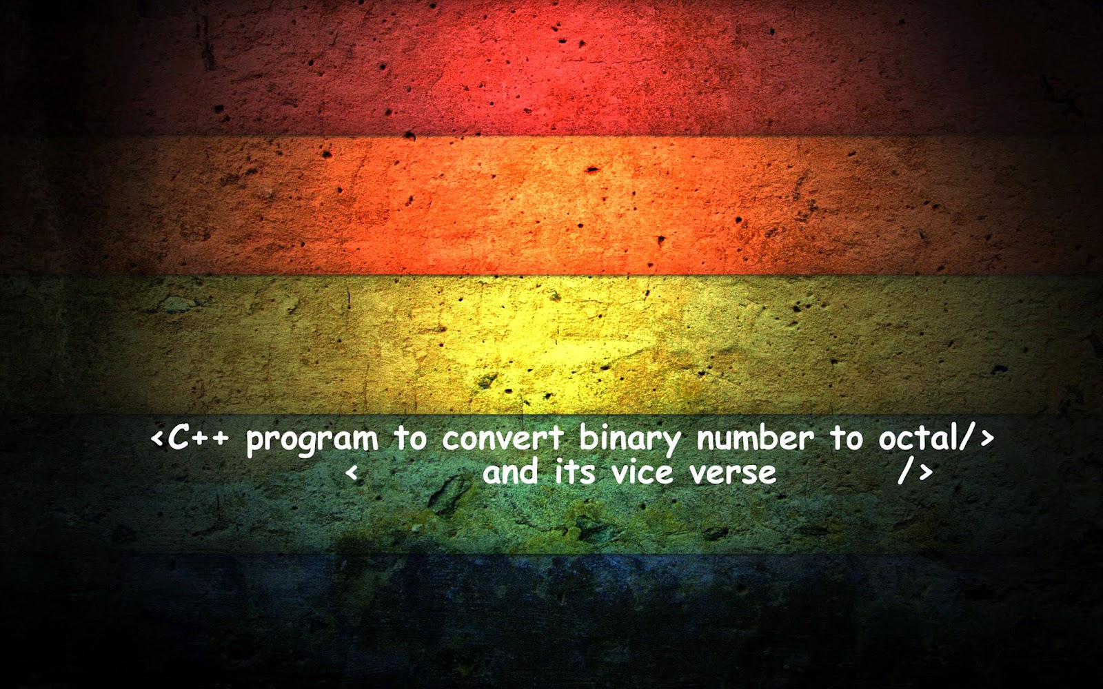 how to convert binary to decimal manually