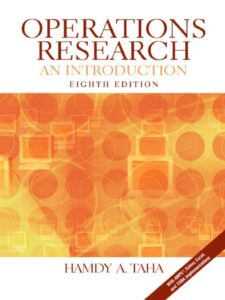 introduction to operations research solution manual pdf