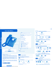alcatel one touch manual programming