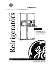 general electric dishwasher user manual