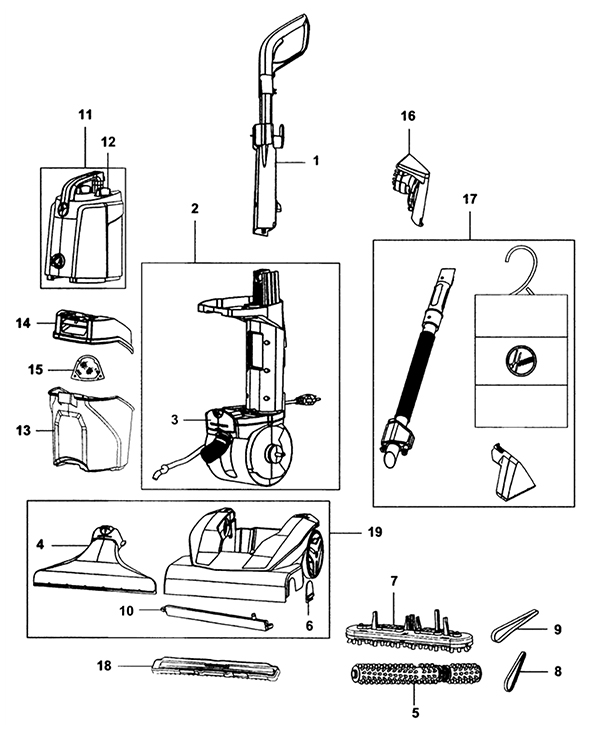 hoover power path pro xl manual