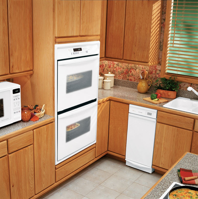 whirlpool gold stove accubake system manual